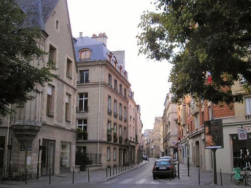 rue marais paris