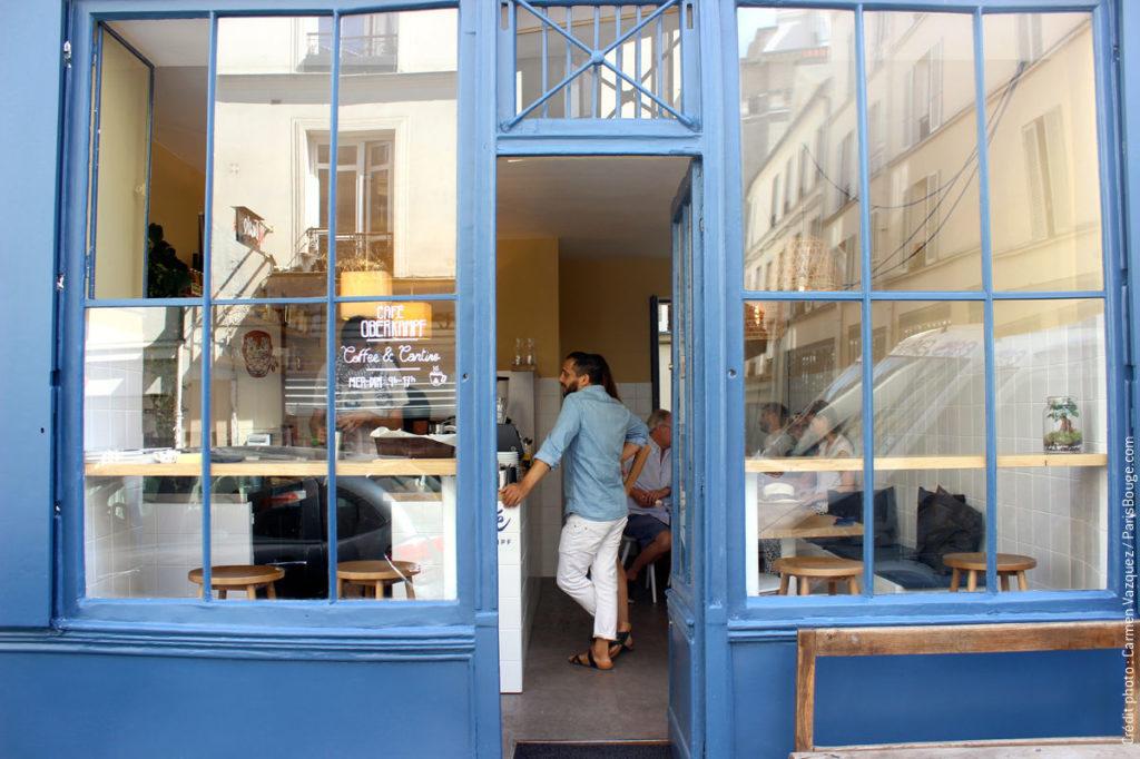 Café Oberkampf paris