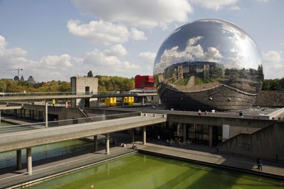 Visiter la Geode de Paris infos pratiques et conseils