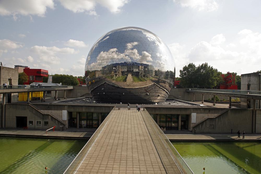 Visiter la Geode de Paris