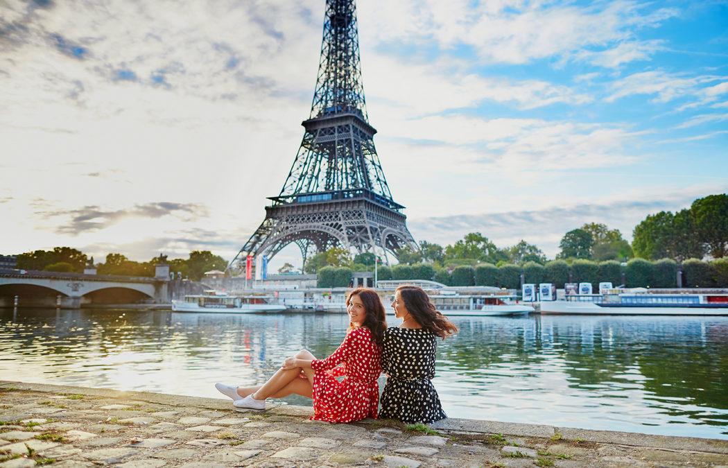 Comment j'ai organisé mon EVJF sur Paris