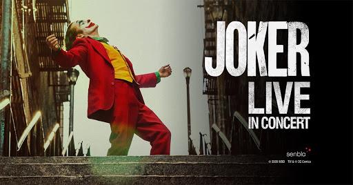 joker live paris