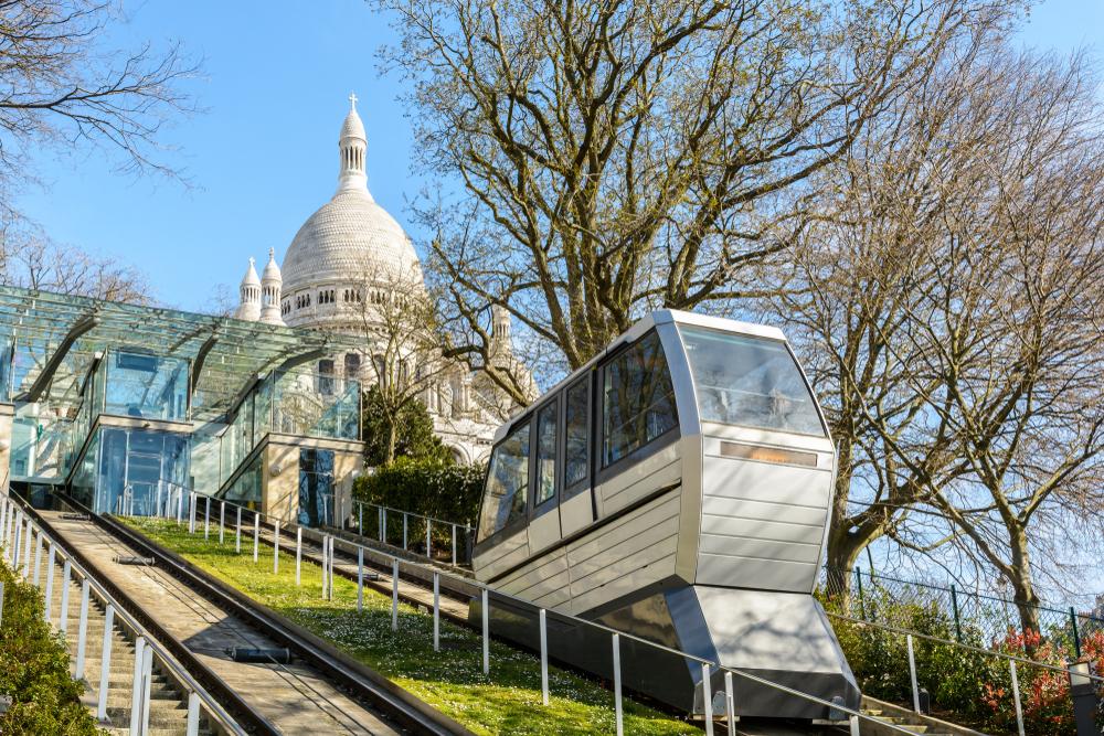 Où prendre le funiculaire de Montmartre : infos et prix
