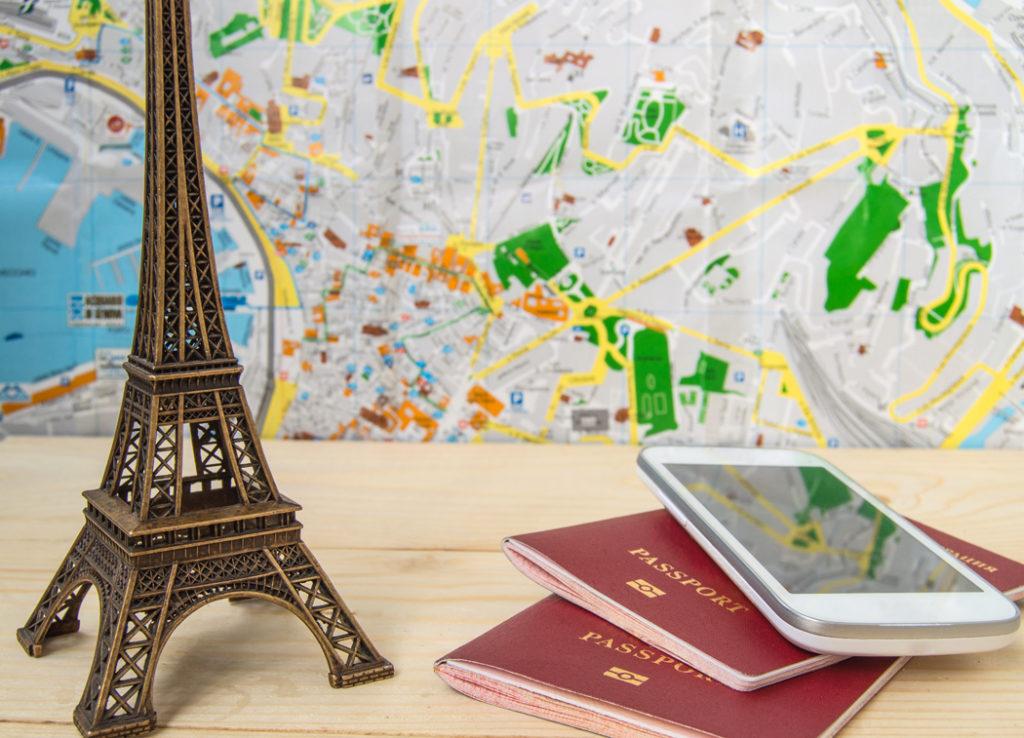 Renouveler son passeport sur Paris
