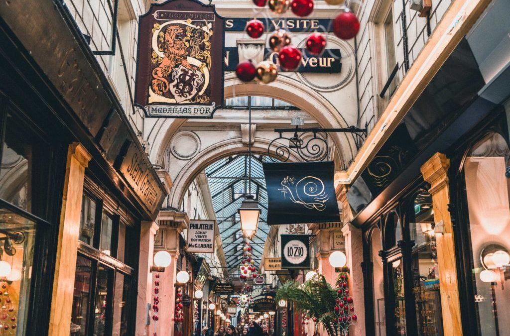 Tout ce qu'il faut savoir sur le passage des panoramas de Paris