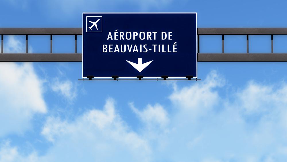 Aéroport de Beauvais informations