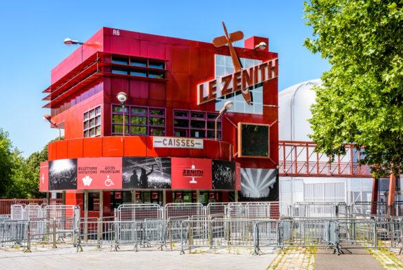 Liste des salles de concert incontournables à Paris