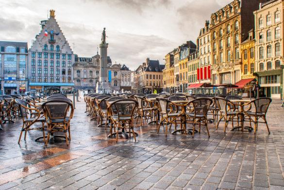 Rejoindre Lille depuis Paris: infos pratiques et choses à voir sur place