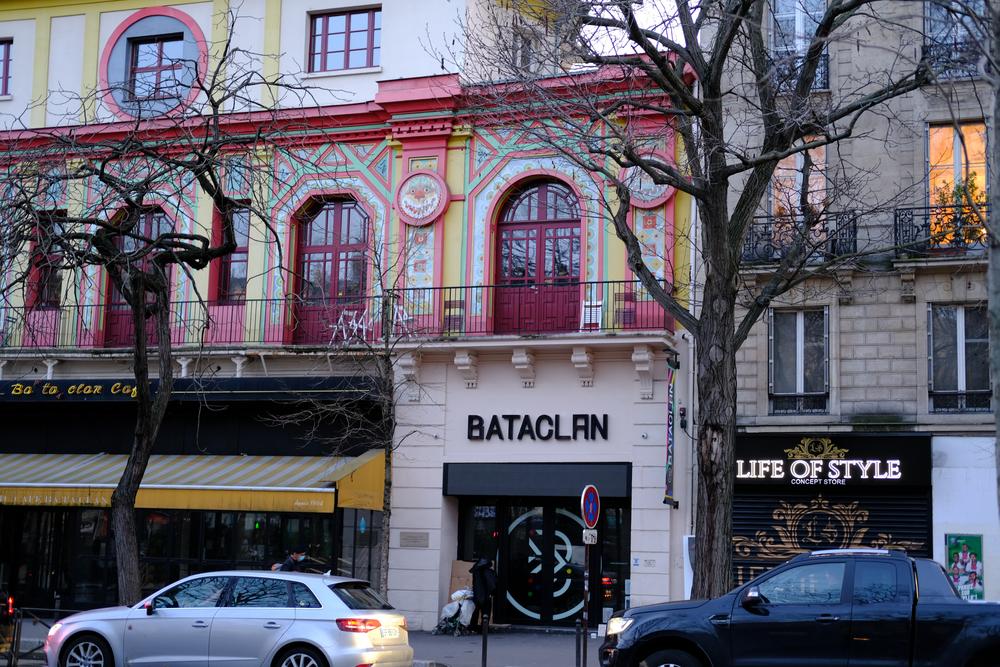 salles de concert à Paris