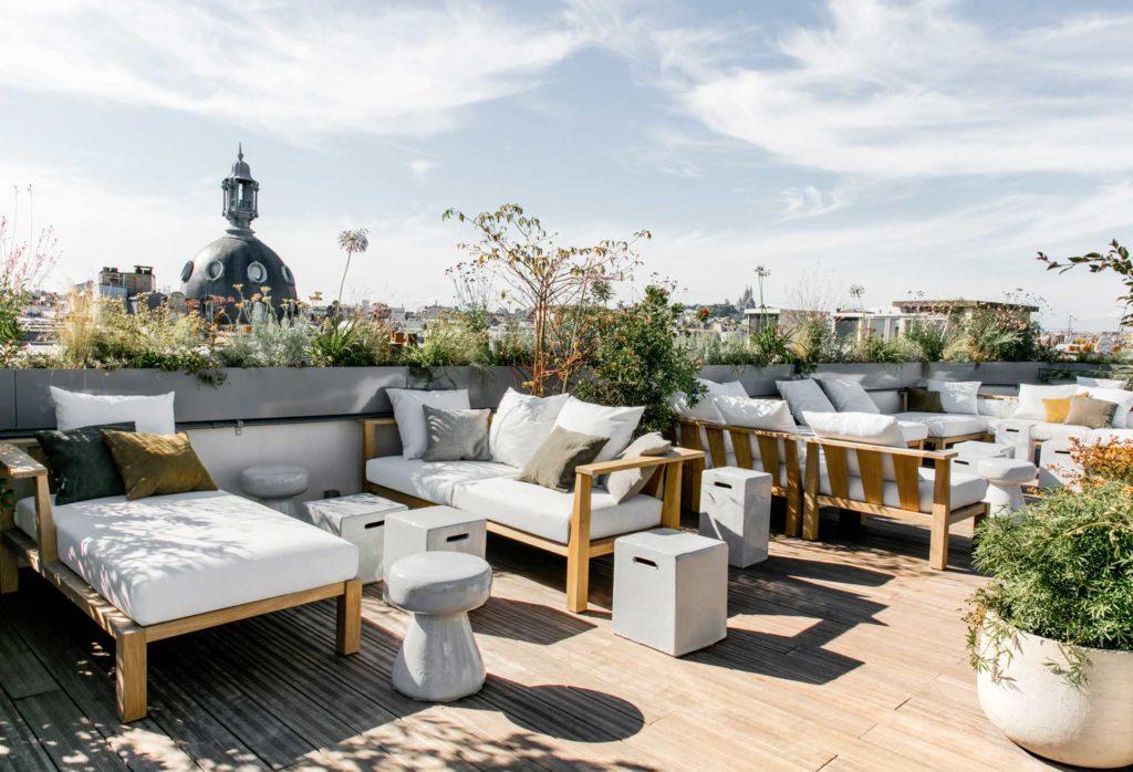 rooftop à Paris