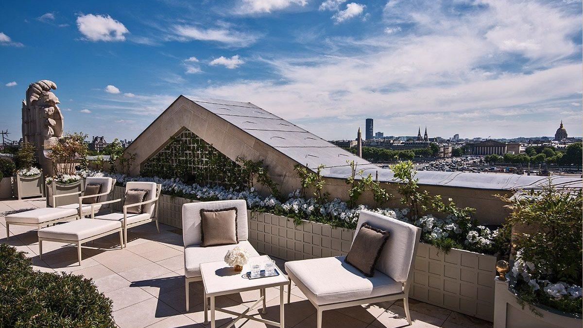 Rooftops à Paris à couper le souffle